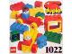 Original Box No: 1022  Name: Mini Basic Bricks - 29 elements