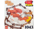 Original Box No: 1043  Name: Farm Animals and Fences