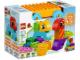 Original Box No: 10554  Name: Toddler Build and Pull Along