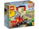 Original Box No: 10661  Name: My First LEGO Fire Station