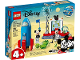 Original Box No: 10774  Name: Mickey Mouse & Minnie Mouse's Space Rocket