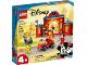 Original Box No: 10776  Name: Mickey & Friends Fire Truck & Station