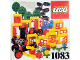 Original Box No: 1083  Name: Supplementary Pack
