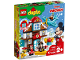 Original Box No: 10889  Name: Mickey's Vacation House
