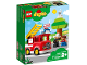 Original Box No: 10901  Name: Fire Truck