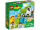 Original Box No: 10945  Name: Garbage Truck and Recycling