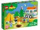 Original Box No: 10946  Name: Family Camping Van Adventure