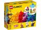 Original Box No: 11013  Name: Creative Transparent Bricks
