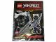 Original Box No: 111901  Name: Garmadon foil pack
