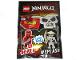 Original Box No: 111903  Name: Kai vs. Wyplash foil pack