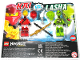 Original Box No: 112008  Name: Kai vs. Lasha blister pack