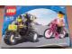 Original Box No: 1197  Name: Telekom Race Cyclist and Television Motorbike