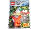 Original Box No: 121801  Name: Baby Raptor and Nest foil pack