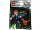 Original Box No: 121904  Name: Owen with Baby Raptor foil pack