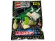 Original Box No: 122006  Name: Triceratops foil pack