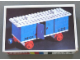Original Box No: 124  Name: Goods Wagon