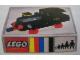 Original Box No: 126  Name: Steam Locomotive (Push)
