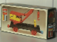 Original Box No: 128  Name: Mobile Crane (Train Base)