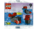 Original Box No: 1298  Name: Advent Calendar 1998, Classic Basic (Day  9) - Whale