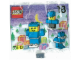 Original Box No: 1298  Name: Advent Calendar 1998, Classic Basic (Day 18) - Blue Elf