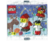 Original Box No: 1298  Name: Advent Calendar 1998, Classic Basic (Day 21) - Red Elf