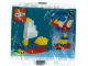 Original Box No: 1298  Name: Advent Calendar 1998, Classic Basic (Day  5) - Sailboat