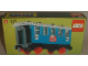 Original Box No: 137  Name: Passenger Sleeping Car