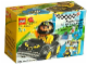 Original Box No: 1403  Name: Racing Leopard