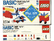 Original Box No: 1514  Name: Basic Building Set Trial Size