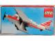 Original Box No: 1555  Name: Sterling Airways Biplane