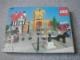Original Box No: 1592  Name: Town Square - Castle Scene