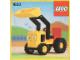 Original Box No: 1633  Name: Loader Tractor