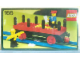 Original Box No: 166  Name: Flat Wagon