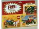 Original Box No: 1675  Name: Legoland Triple Pack