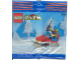 Original Box No: 1710  Name: Snowmobile polybag