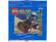 Original Box No: 1762  Name: Go-Cart polybag