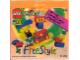 Original Box No: 1840  Name: FreeStyle Set polybag #1