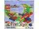 Original Box No: 1847  Name: FreeStyle Set polybag #3