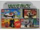 Original Box No: 1891  Name: 4 Set Value Pack