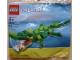 Original Box No: 20015  Name: Alligator / Crocodile polybag