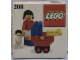 Original Box No: 208  Name: Mother with Baby Carriage