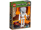 Original Box No: 21150  Name: Minecraft Skeleton BigFig with Magma Cube