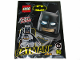 Original Box No: 211901  Name: Batman with Bat-a-Rang foil pack