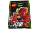 Original Box No: 211904  Name: The Flash foil pack