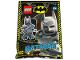 Original Box No: 211906  Name: Batman foil pack #4