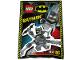 Original Box No: 212010  Name: Batman with Octo-Arms foil pack