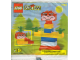 Original Box No: 2123  Name: Jack in the Box Promotional Set: Spinner polybag