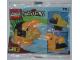 Original Box No: 2131  Name: Danone Promotional Set: Hippo polybag