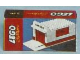 Original Box No: 236  Name: Garage with Automatic Door (White base and door frame)