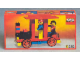Original Box No: 252  Name: Locomotive with Driver & Passenger